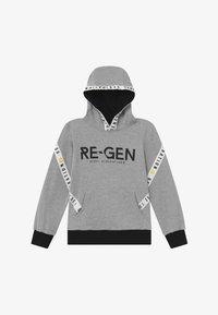 Re-Gen - TEEN BOYS  - Mikina skapucí - grey - 2
