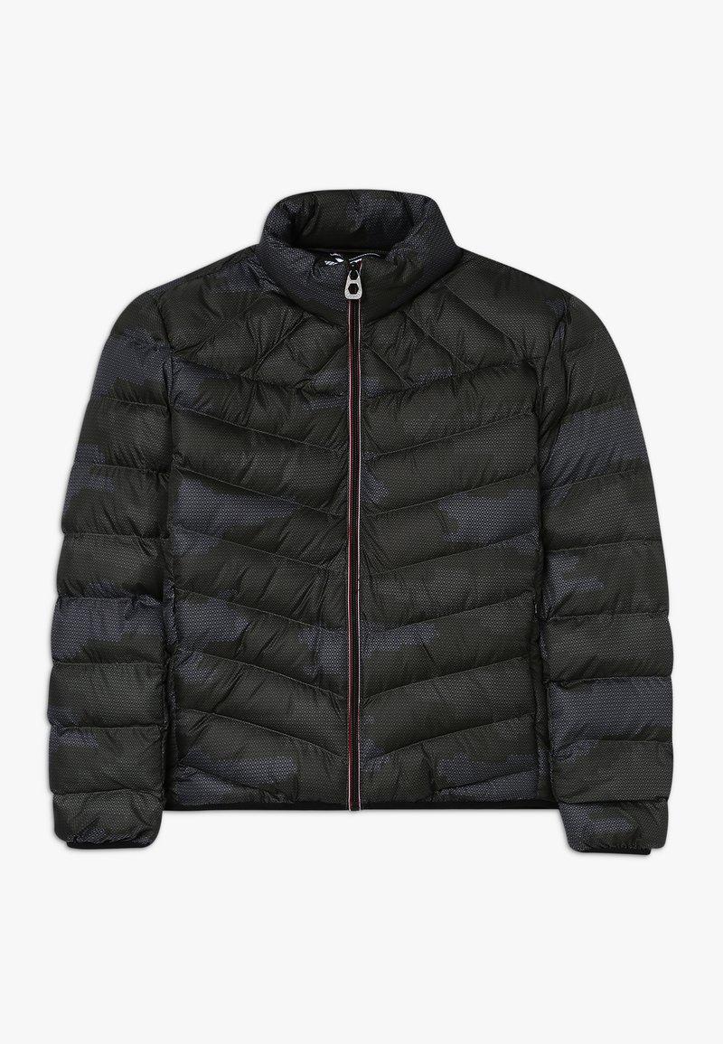 Re-Gen - JACKET - Winter jacket - forest night melange