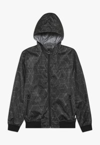 Re-Gen - TEEN BOYS JACKET - Lehká bunda - black - 0