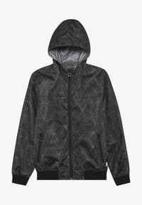 Re-Gen - TEEN BOYS JACKET - Lehká bunda - black - 3
