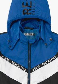 Re-Gen - TEEN BOYS  - Light jacket - princess blue - 4