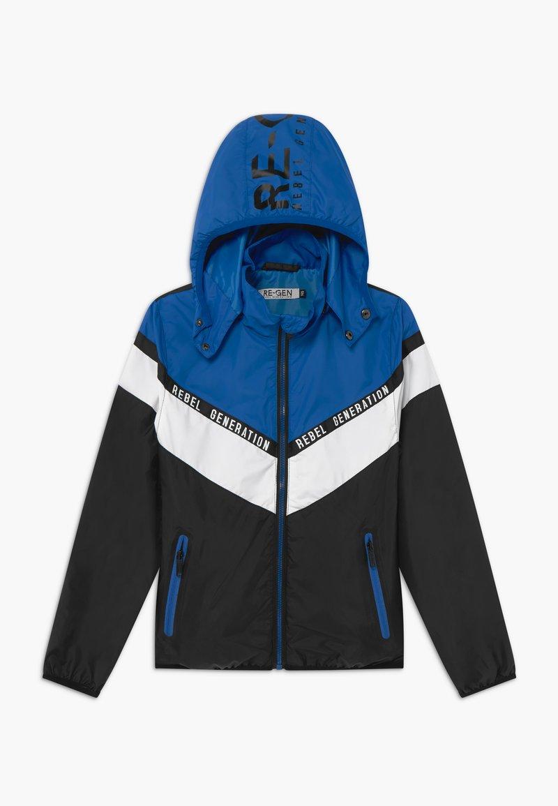 Re-Gen - TEEN BOYS  - Light jacket - princess blue