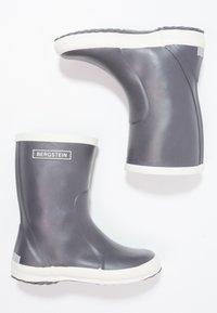 Bergstein - RAINBOOT - Gummistøvler - dark grey - 1
