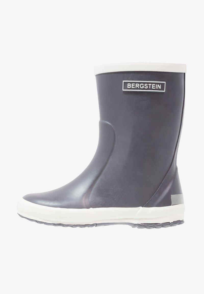 Bergstein - RAINBOOT - Gummistøvler - dark grey