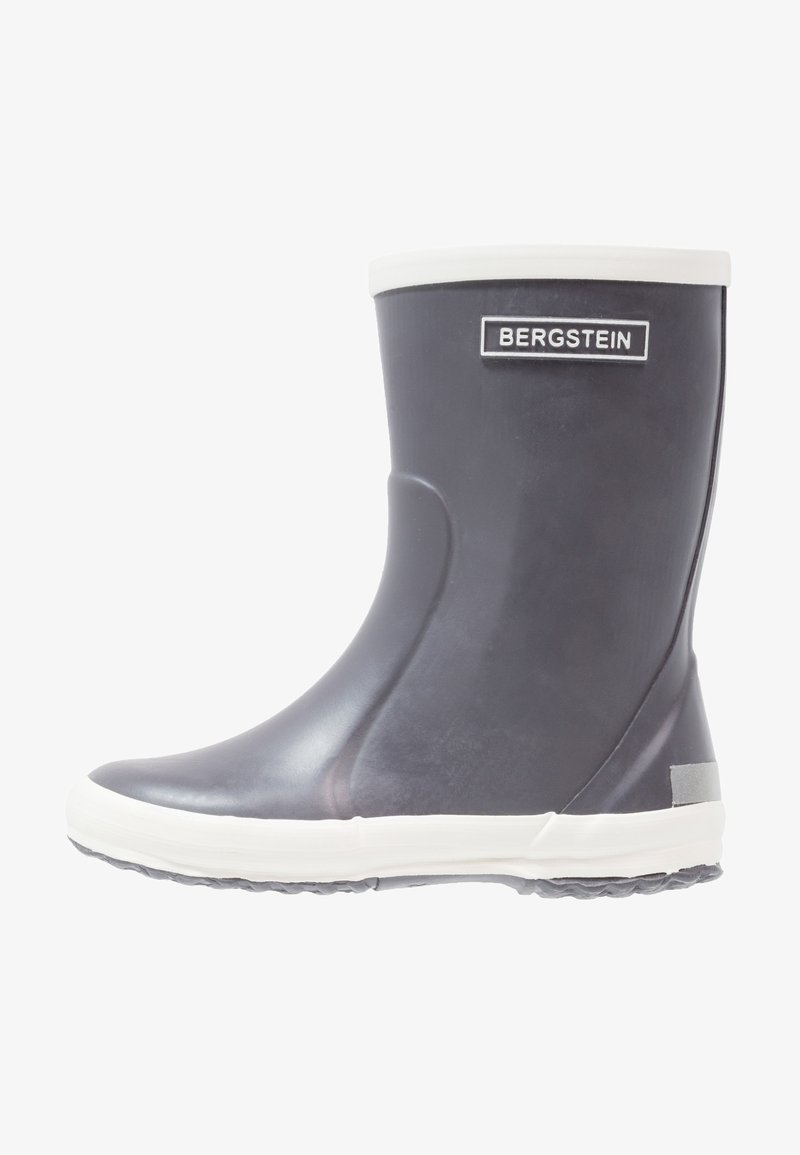 Bergstein - RAINBOOT - Stivali di gomma - dark grey