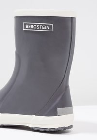 Bergstein - RAINBOOT - Gummistøvler - dark grey - 5