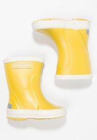 Bergstein - RAINBOOT - Bottes en caoutchouc - yellow - 1