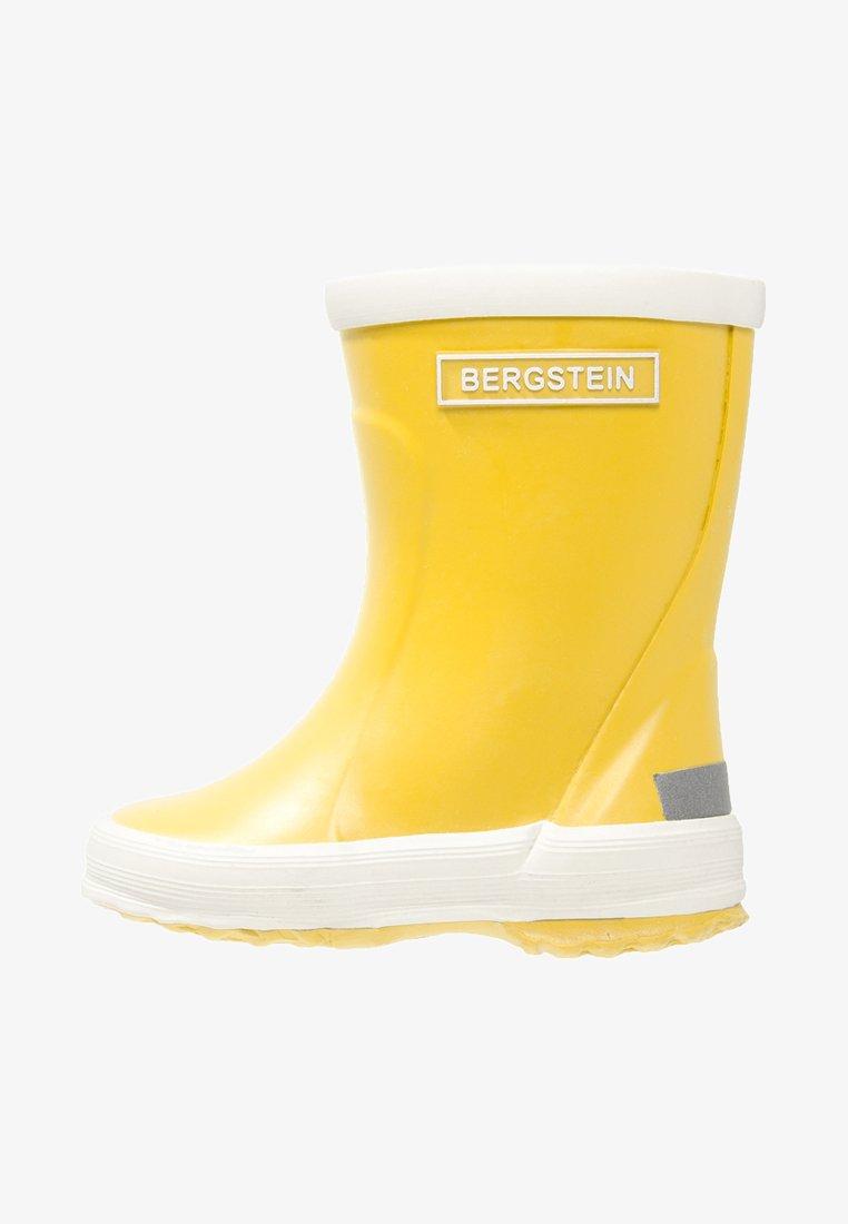 Bergstein - RAINBOOT - Bottes en caoutchouc - yellow