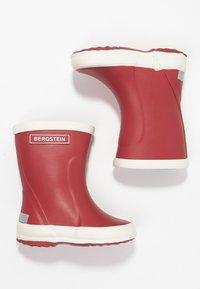 Bergstein - RAINBOOT - Kalosze - red - 1
