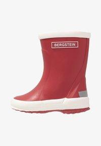 Bergstein - RAINBOOT - Kalosze - red - 0