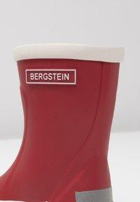 Bergstein - RAINBOOT - Kalosze - red - 5