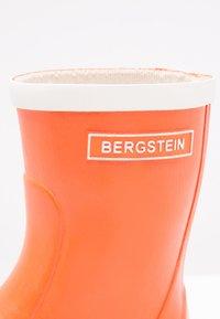 Bergstein - RAINBOOT - Holínky - orange - 5
