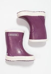 Bergstein - RAINBOOT - Wellies - purple - 1