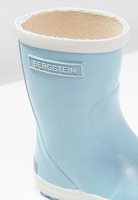 Bergstein - RAINBOOT - Gummistøvler - celeste - 5