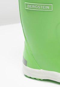 Bergstein - RAINBOOT - Gummistøvler - lime green - 5