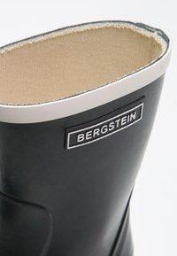 Bergstein - RAINBOOT - Wellies - black - 5