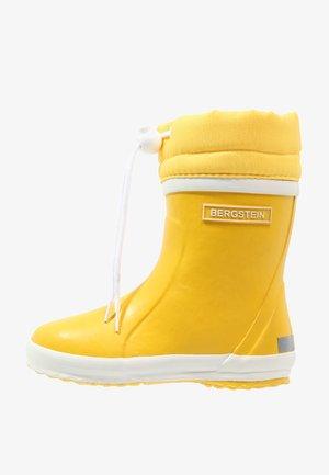 Kalosze - yellow