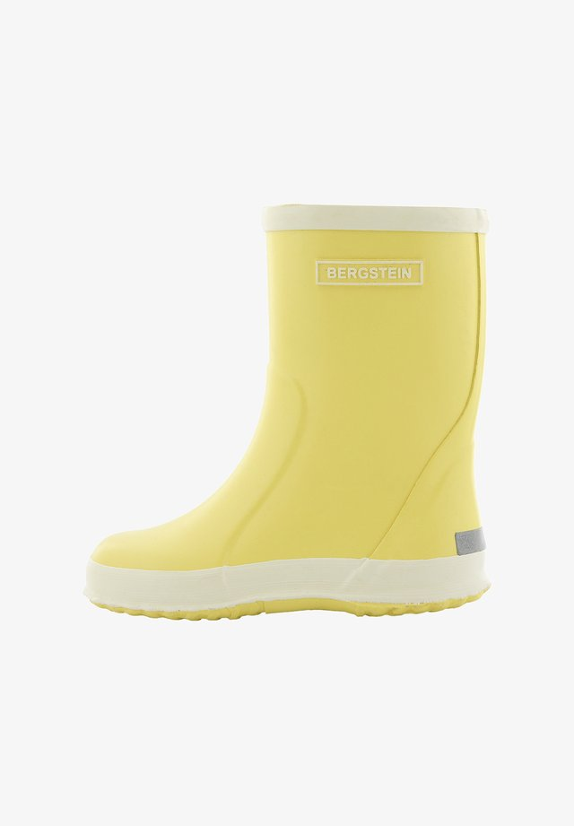 Wellies - yellow