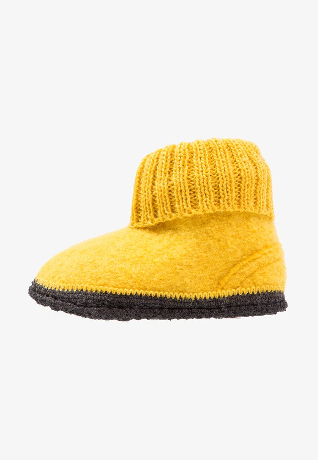 COZY - Slippers - yellow