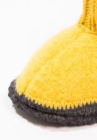 Bergstein - COZY - Domácí obuv - yellow - 5