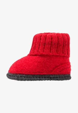 COZY - Chaussons - red