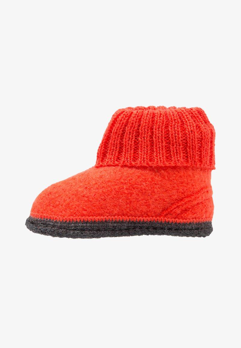 Bergstein - COZY - Domácí obuv - orange