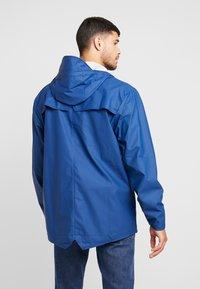 Rains - UNISEX JACKET - Impermeable - blue - 2