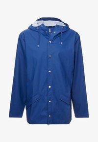 Rains - UNISEX JACKET - Impermeable - blue - 5
