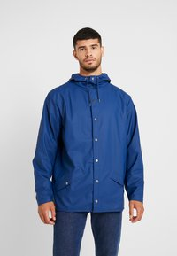 Rains - UNISEX JACKET - Impermeable - blue - 0