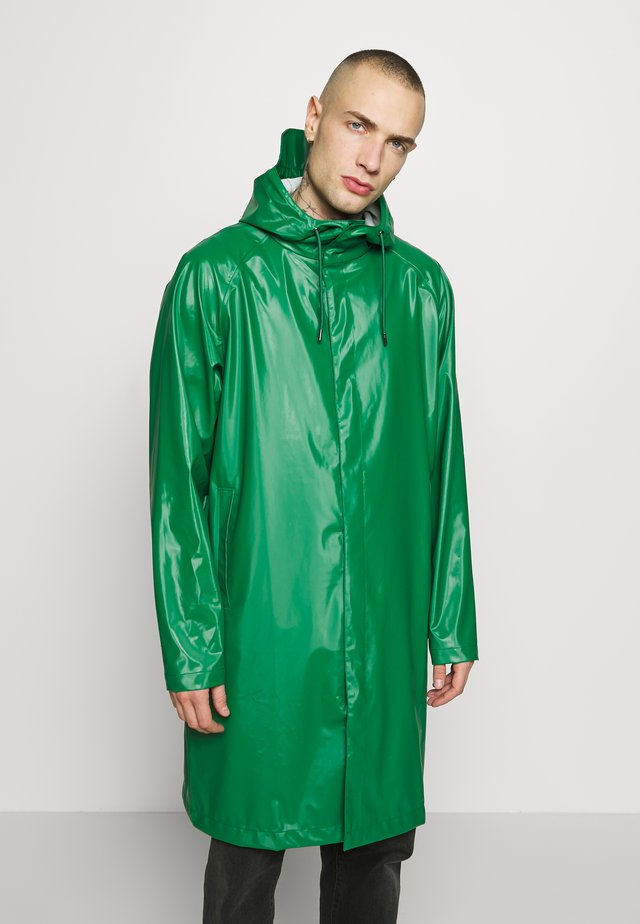 UNISEX COAT - Parka - shiny grass