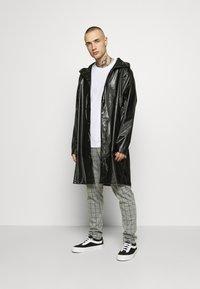 Rains - Parka - shiny black - 1