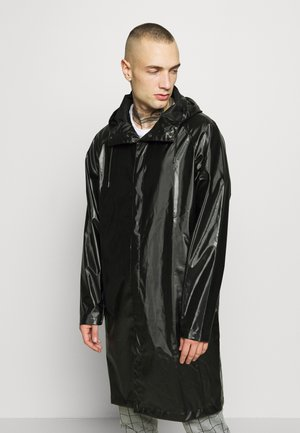 Parka - shiny black