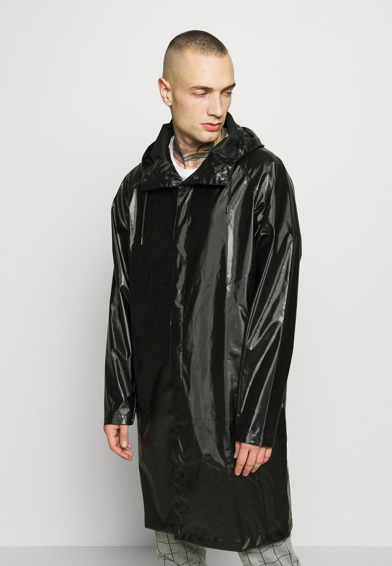 Rains - Parka - shiny black