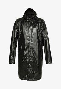 Rains - Parka - shiny black - 6