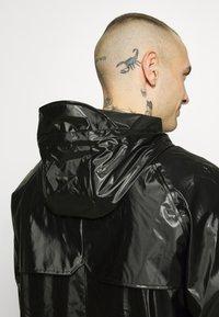 Rains - Parka - shiny black - 4