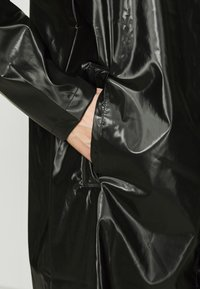 Rains - Parka - shiny black - 7