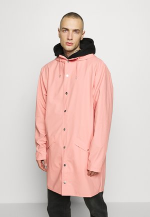 UNISEX LONG JACKET - Impermeabile - coral