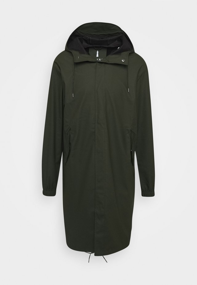 UNISEX FISHTAIL  - Parka - green