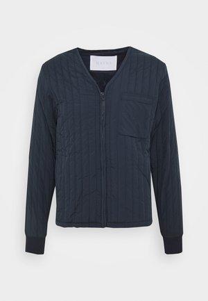 UNISEX LINER JACKET - Light jacket - blue