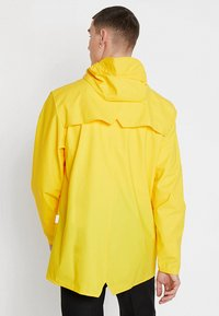 Rains - UNISEX JACKET - Impermeabile - yellow - 2