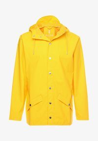 Rains - UNISEX JACKET - Impermeabile - yellow - 5