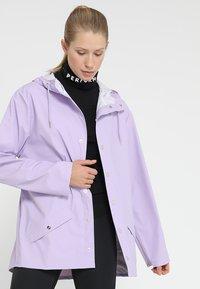 Rains - UNISEX JACKET - Impermeable - lavender - 3