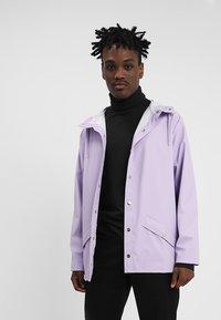 Rains - UNISEX JACKET - Impermeable - lavender - 0