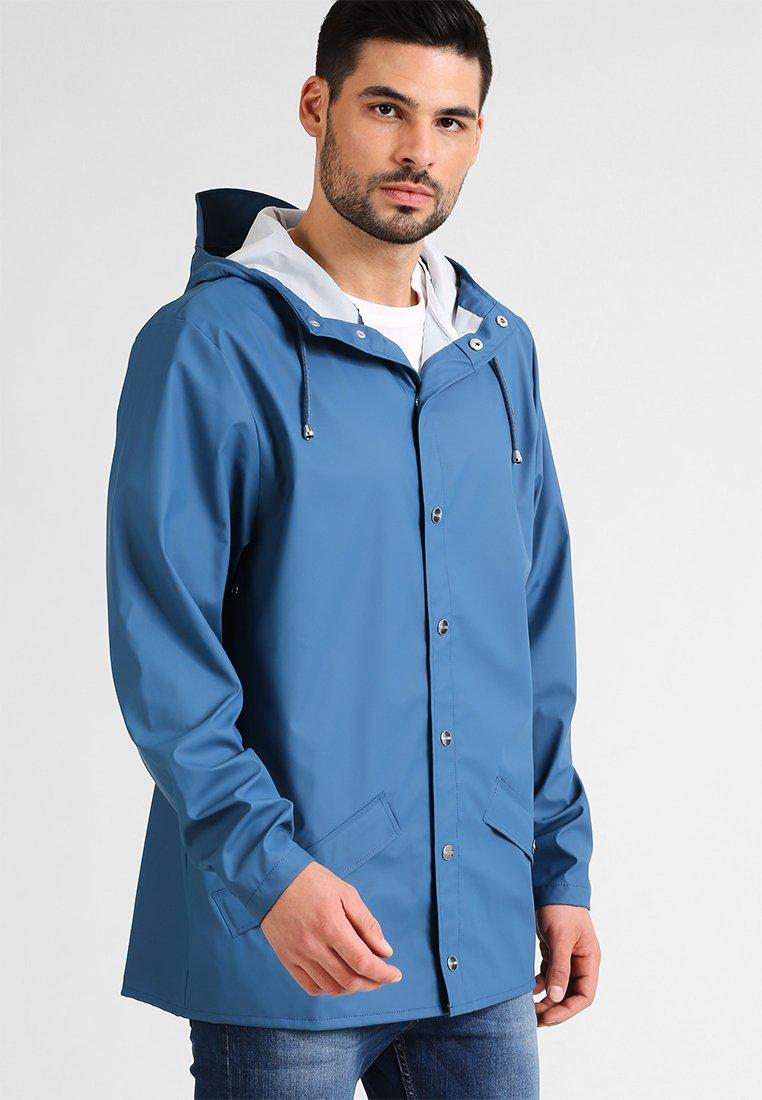 Rains - Waterproof jacket - faded blue