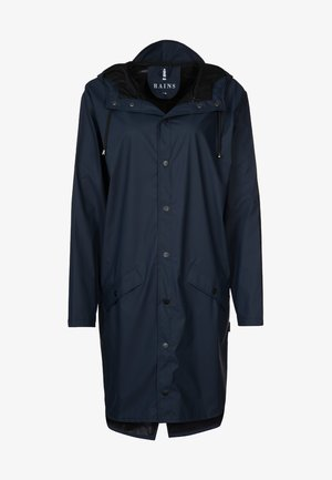 LONG JACKET - Impermeabile - blue