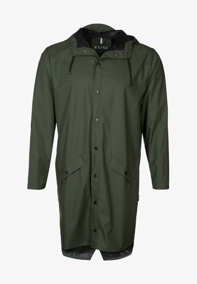 UNISEX LONG JACKET - Regenjas - green