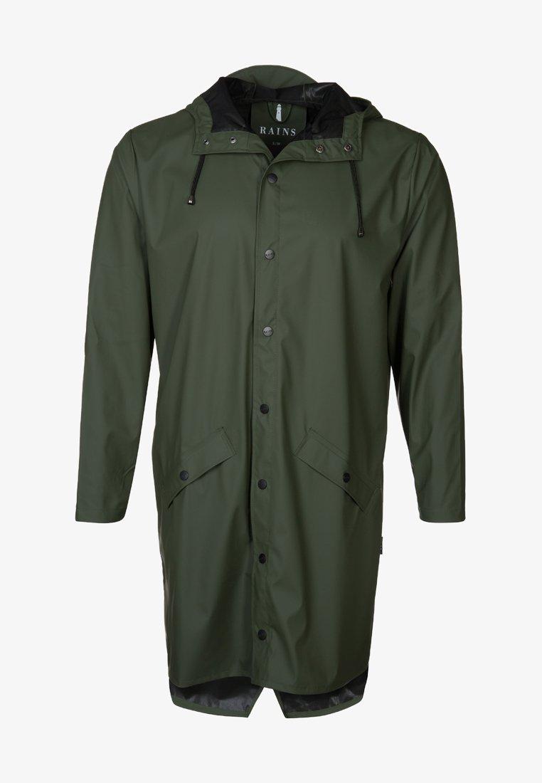 Rains - UNISEX LONG JACKET - Impermeable - green