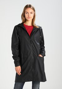 Rains - COAT - Parka - black - 0