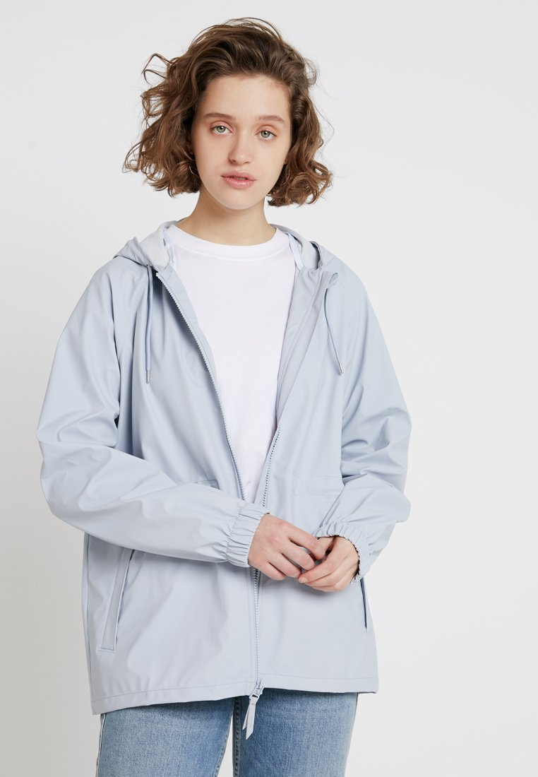 Rains - JACKET - Regnjakke / vandafvisende jakker - ice grey