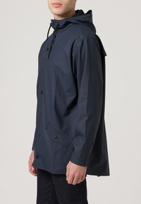 Rains - UNISEX JACKET - Impermeabile - blue